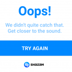 איך לזהות שירים בלי שאזאם?