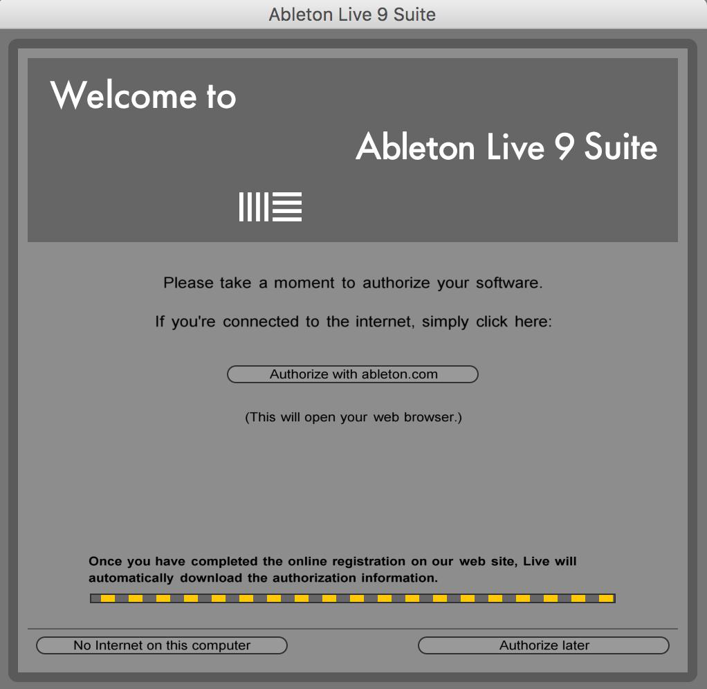 מדריך להתקנת אייבלטון לייב - מכללת BPM