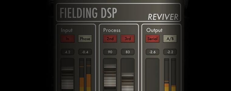 פלאג-אין מומלץ למיקס: Fielding DSP Reviver