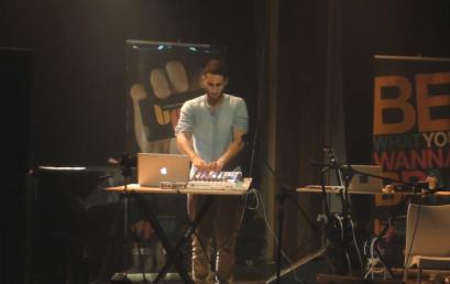 Future Sound of BPM: צפו בביצוע של בוגר המכללה Guy Shiny