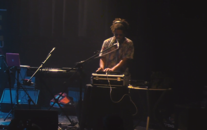 Future Sound of BPM: צפו בביצוע של בוגר המכללה Miguel Lazaro