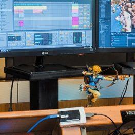 לימודי סאונד ומוסיקה למשחקים - Game Audio - מכללת BPM