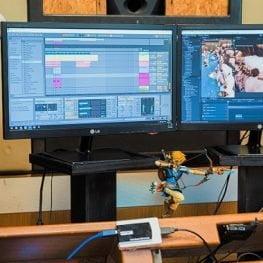 קורס סאונד ומוסיקה למשחקי מחשב - מכללת BPM