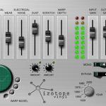 פלאג-אין חינמי מומלץ: iZotope Vinyl