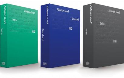 אבלטון לייב (Ableton Live) להורדה בחינם