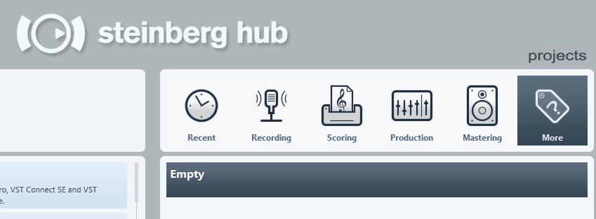 Steinberg Hub בקיובייס (Cubase) - מכללת BPM