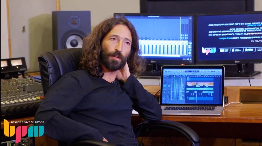 אורי בראונר כנרות מספר איך הפך למפיק מוזיקלי