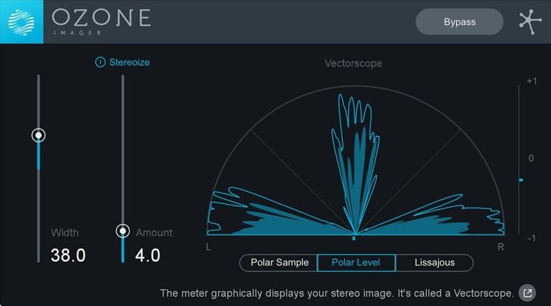 iZotope Ozone Imager - מכללת BPM