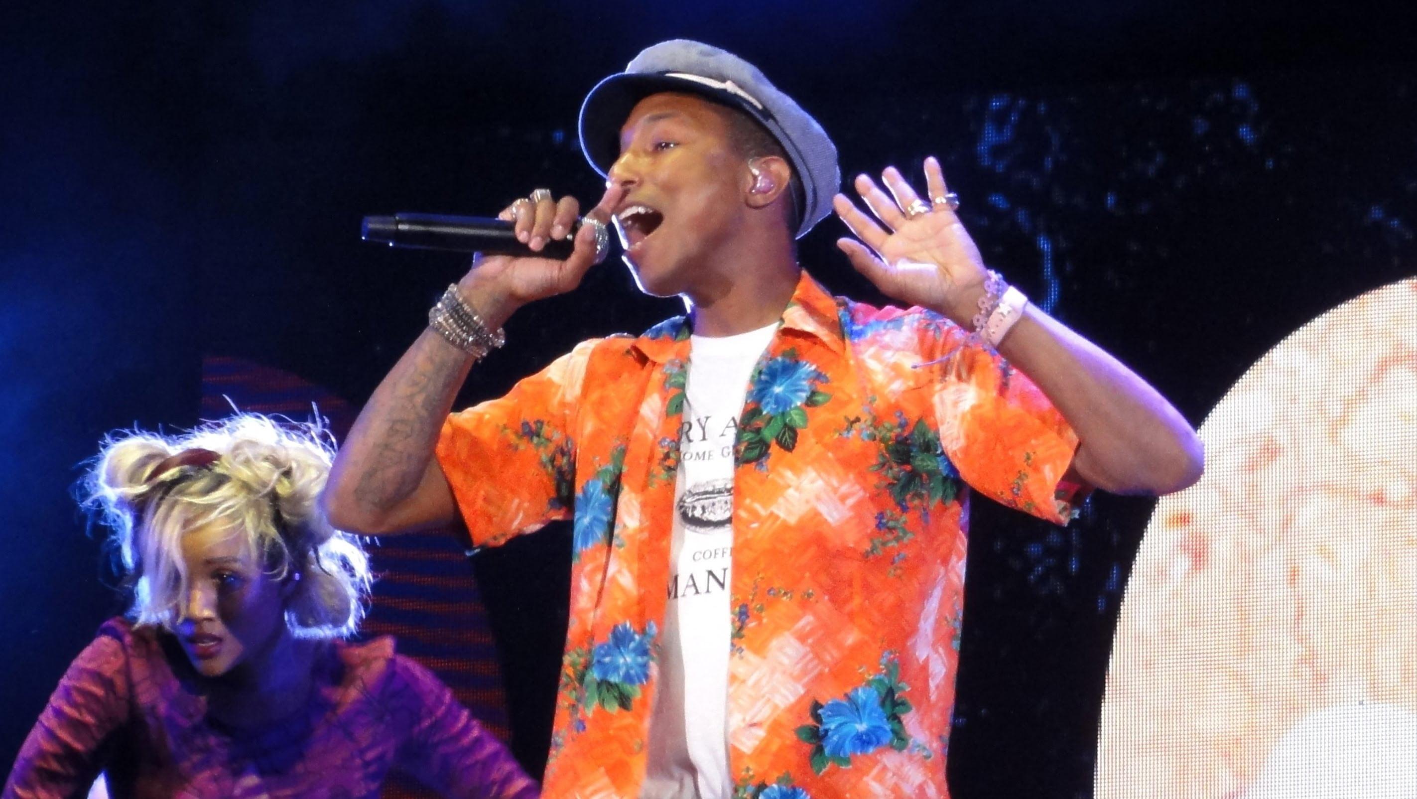 פארל וויליאמס (Pharrell), ניתוח הפקה