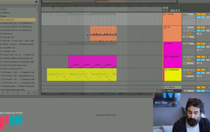 Ableton Live 10, שיפורי Workflow בתוכנה