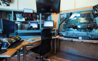קורס רדיו, האולפן החדש של מכללת BPM