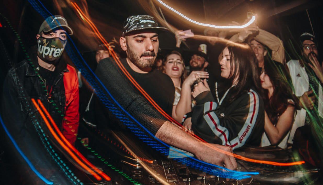 דיג'יי היפ-הופ מומלץ, עידן אטיאס (DJ Flex) - מכללת BPM