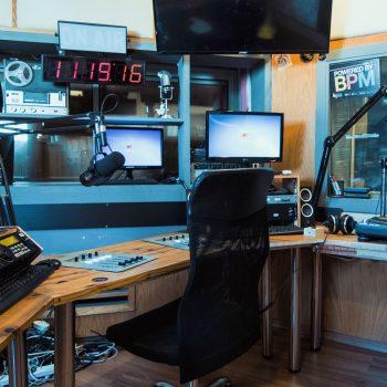 אולפן רדיו וקריינות - מכללת BPM