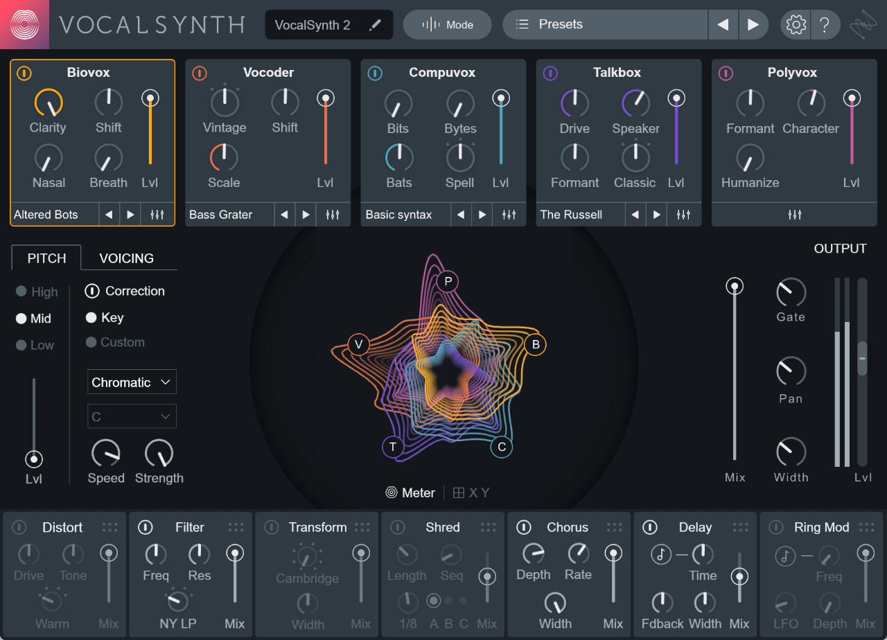 iZotope מכריזים על VocalSynth 2!