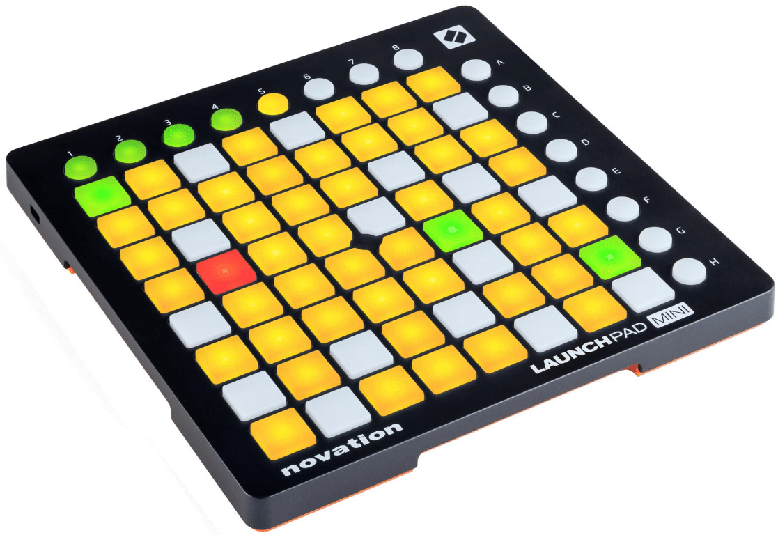 Novation Launchpad, קונטרולר MIDI - מכללת BPM