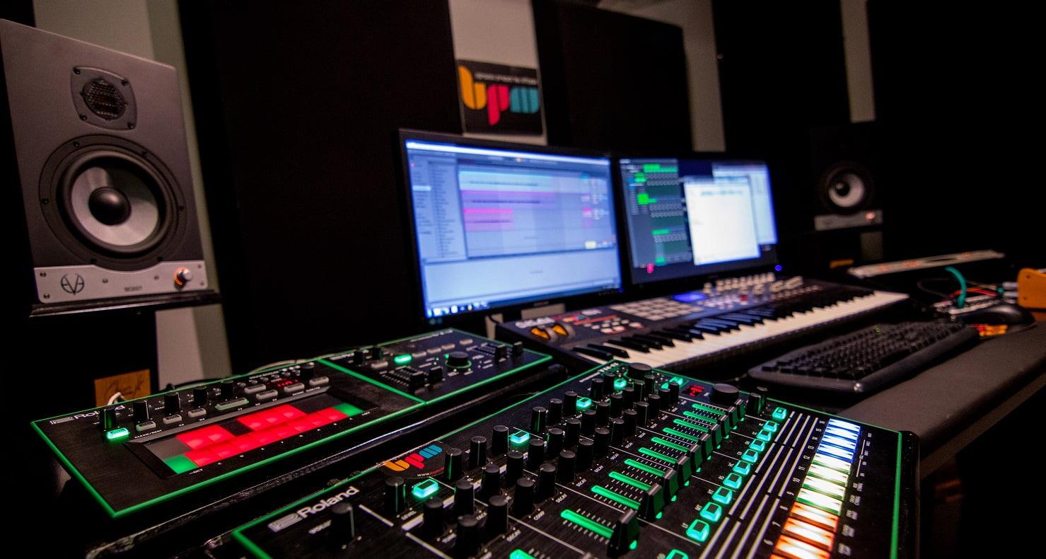לימודי מוסיקה מקצועיים, מתקן הלימודים של מכללת BPM