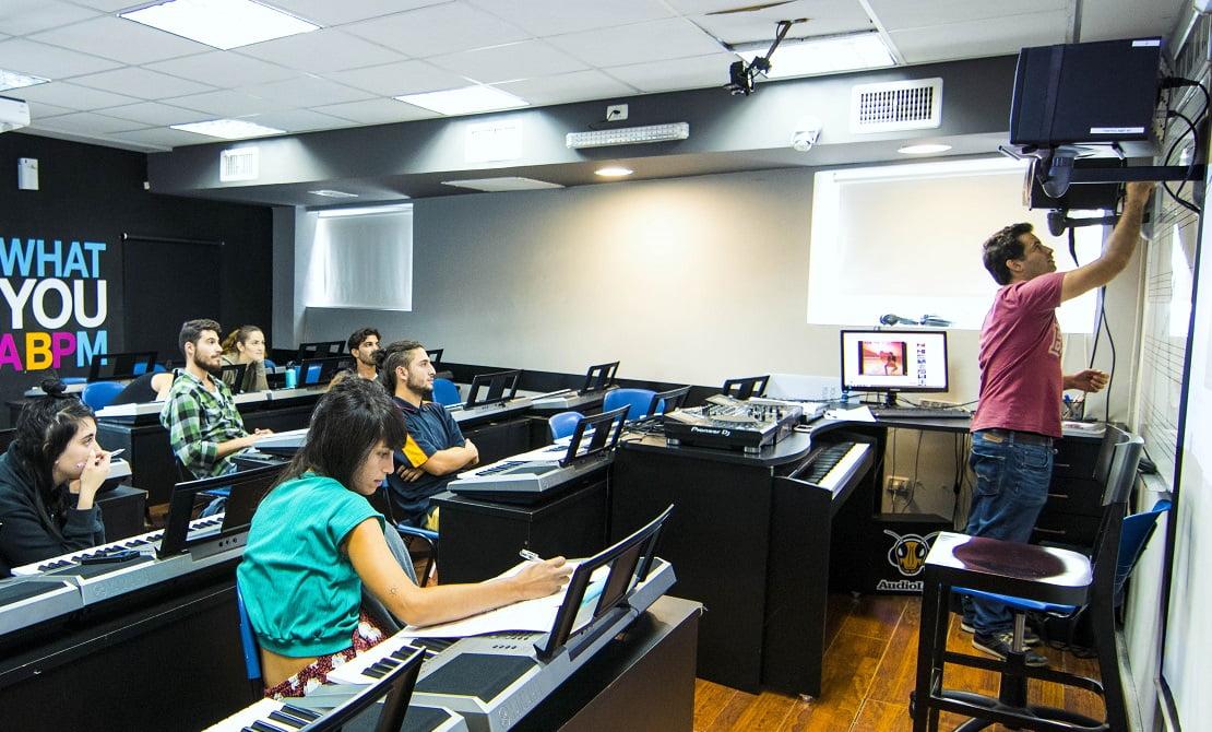 מתקן הלימודים - מכללת BPM