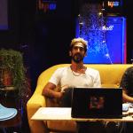 צפו בסדנת האמן עם אקסום על יצירת היפ-הופ