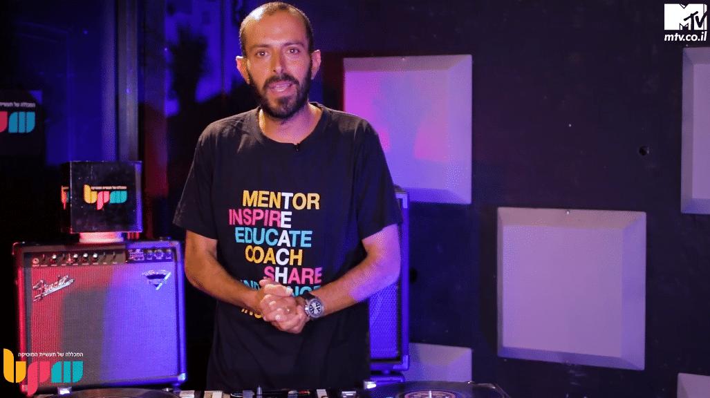 קורס די ג'יי לנוער, איך לעבור בין שירים בסט?