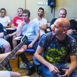 קורס הפקה מוזיקלית לאמנים - מכללת BPM