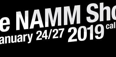 NAMM 2019, סקירת כלי נגינה, ציוד אולפן ודיג'יי חדשים