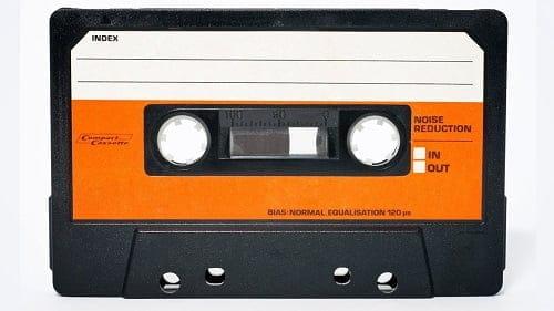 קסטות (Cassette Tape) - מכללת BPM