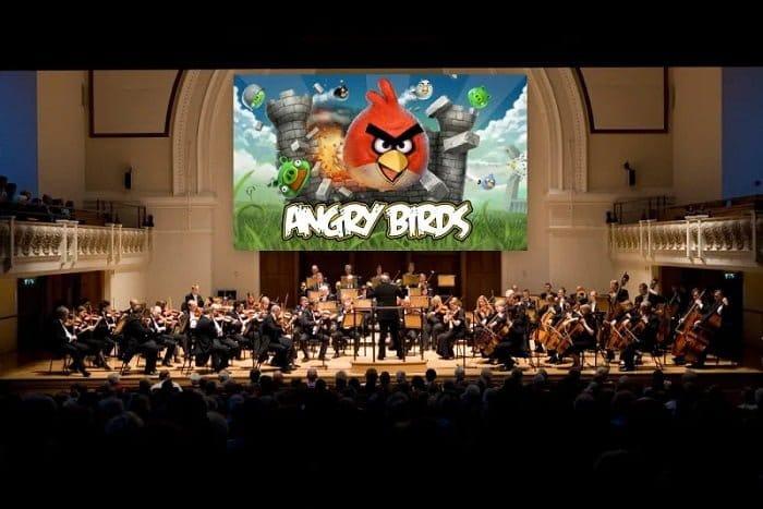 ביצועים תזמורתיים למוזיקה של משחקי וידאו - מכללת BPM