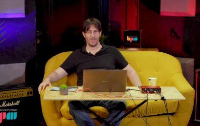 צפו בסדנת האמן עם אלון קפלן על מוזיקה למשחקי מחשב