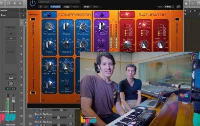 מיקס ומאסטרינג ממוחשב, מדריך לפלאגינים של Acustica Audio