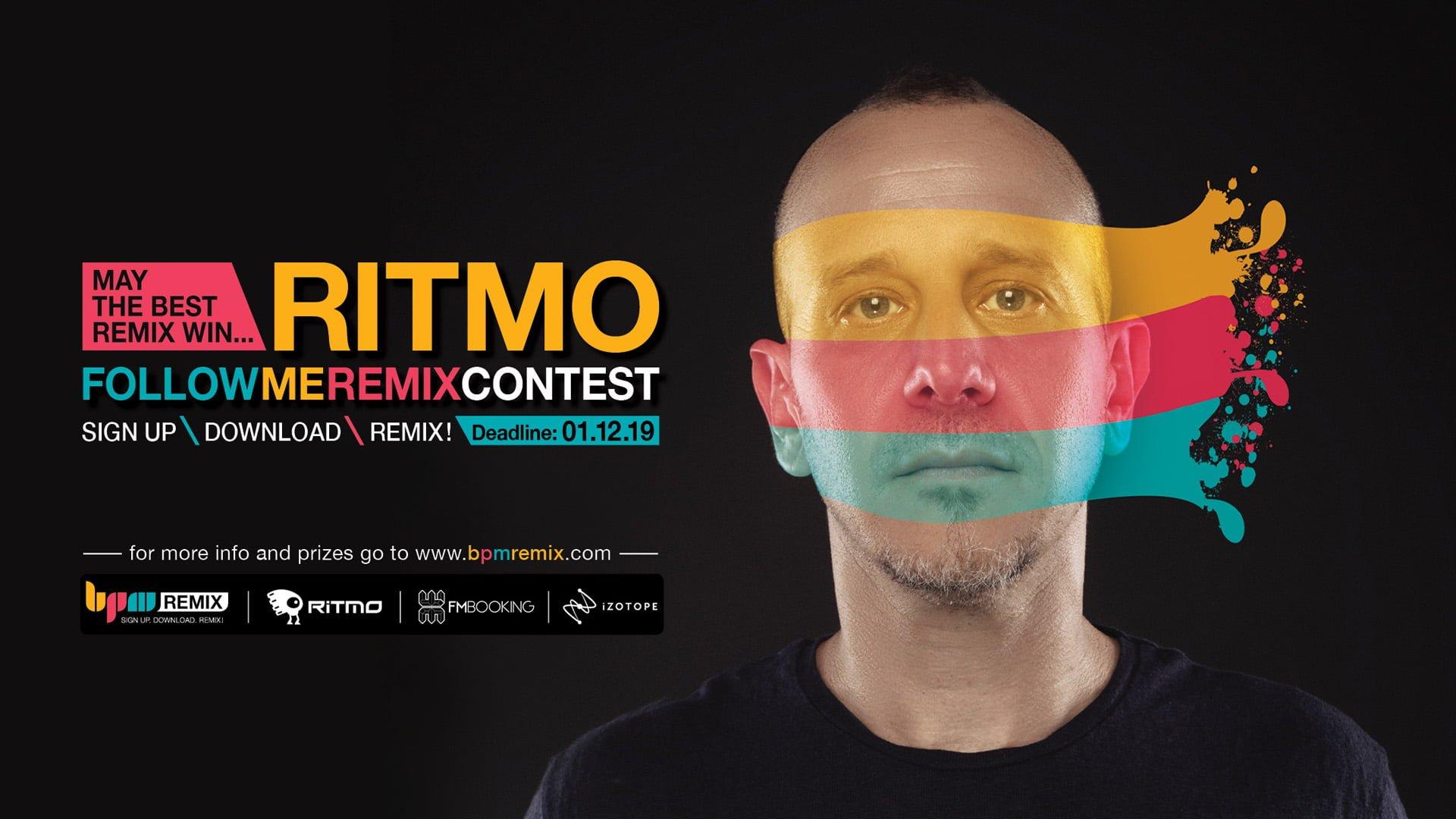 BPMREMIX מציגים: תחרות רמיקסים בינלאומית ל-Ritmo!