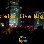 צפו בסדנאות האמן מתוך ערב אבלטון לייב במכללת BPM