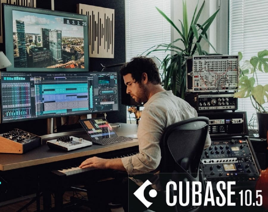 קיובייס 10.5 (Cubase Pro 10.5), סקירה ראשונה בעברית