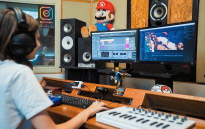 אודיו וסאונד למשחקי וידאו, מבוא מקצועי