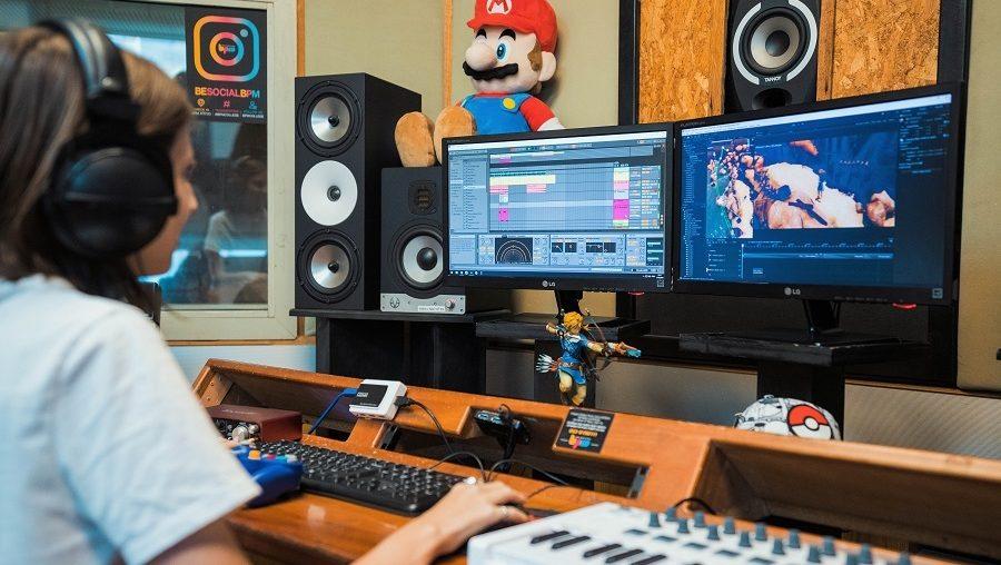תכנים יומיומיים למוזיקאים בבידוד ממכללת BPM