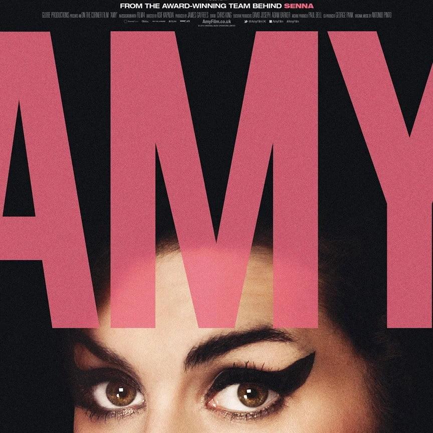 Amy - הצצה נדירה לחייה של איימי ווינהאוס