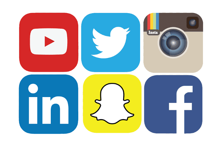 פלטפורמות מדיה חברתית
