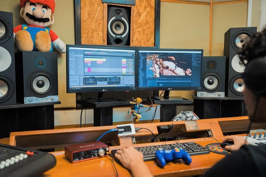 קורס סאונד ומוסיקה למשחקי מחשב אונליין - מכללת BPM