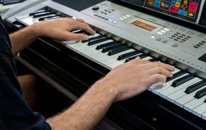 קורס תיאוריה מוסיקלית ונגינה במקלדת אונליין