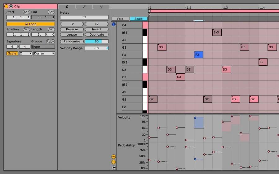 אייבלטון לייב 11, שדרוג ממשק ה-MIDI וה-Follow Action - מכללת BPM