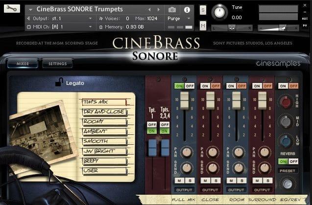 בלאק פריידיי למפיקים מוזיקליים, Cinesamples - מכללת BPM