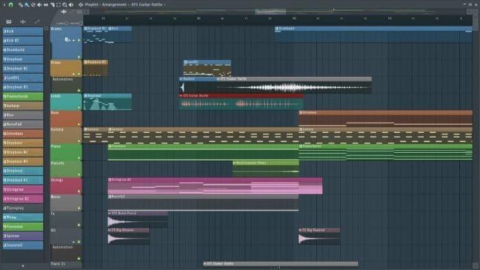 בלאק פריידיי למפיקים מוזיקליים, Image-Line - מכללת BPM