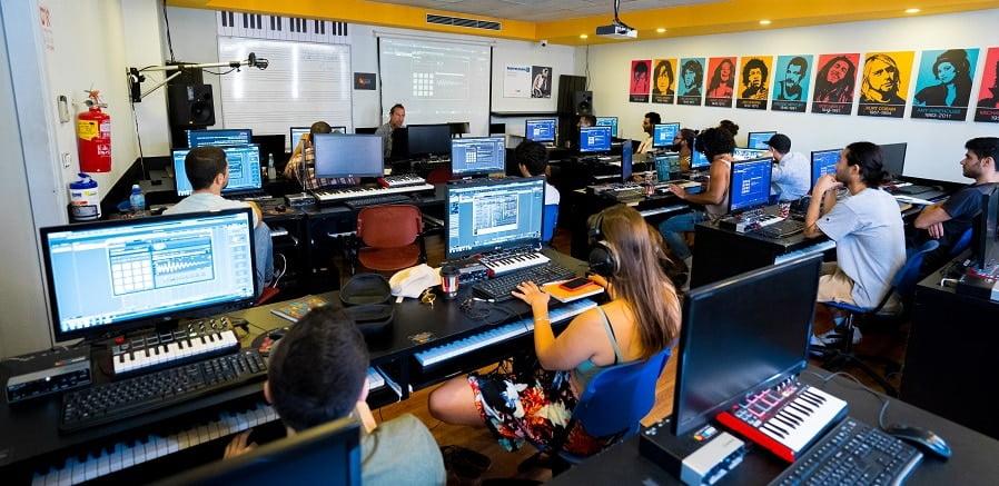 לימודי מוזיקה וסאונד, קורסים ומסלולים במכללת BPM