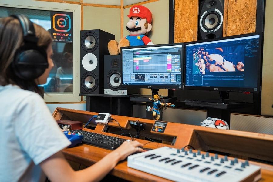 לימודי מוזיקה לסרטים ומשחקי וידאו - מכללת BPM