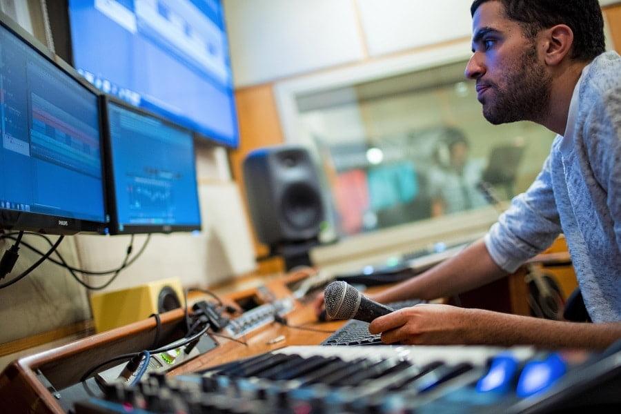 לימודי תוכנה ליצירת מוזיקה - מכללת BPM