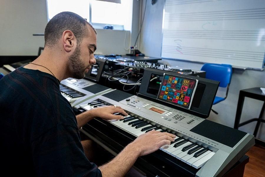 לימודי תיאוריה מוזיקלית - מכללת BPM