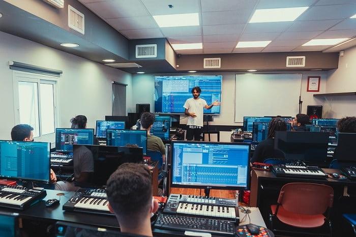לימודי מוזיקה לנוער - מכללת BPM