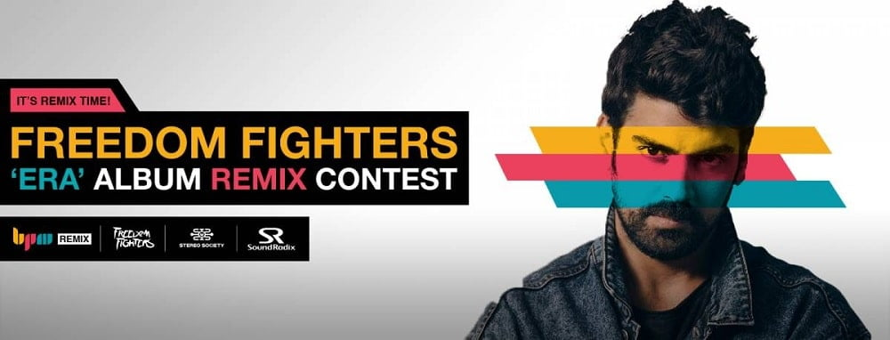 BPMREMIX מציגים: תחרות רמיקסים בינלאומית ל-Freedom Fighters!