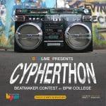 Cypherthon, תחרות הביטים לקראת סייפר הראפ של מכללת BPM